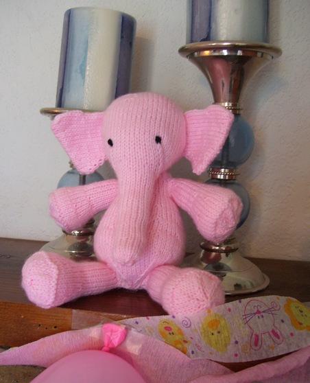 Elise - elephant