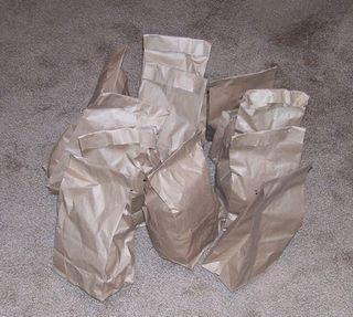 Personal sock club sacks