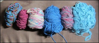 leftoversockyarn
